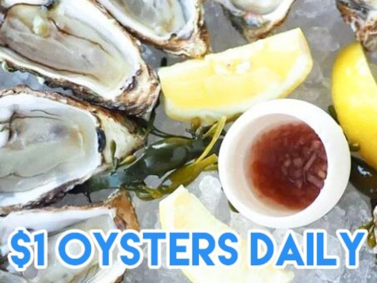 Affordable Oysters In Singapore