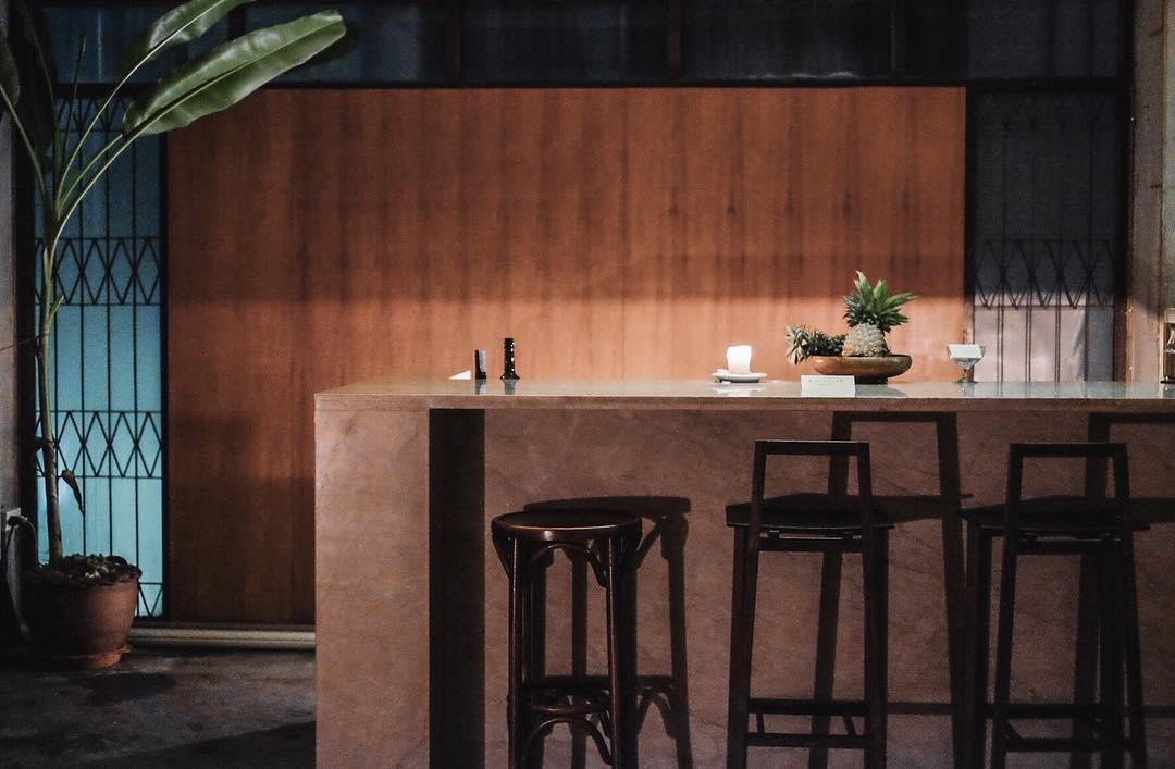 Ku Bar - Cocktail Bar design