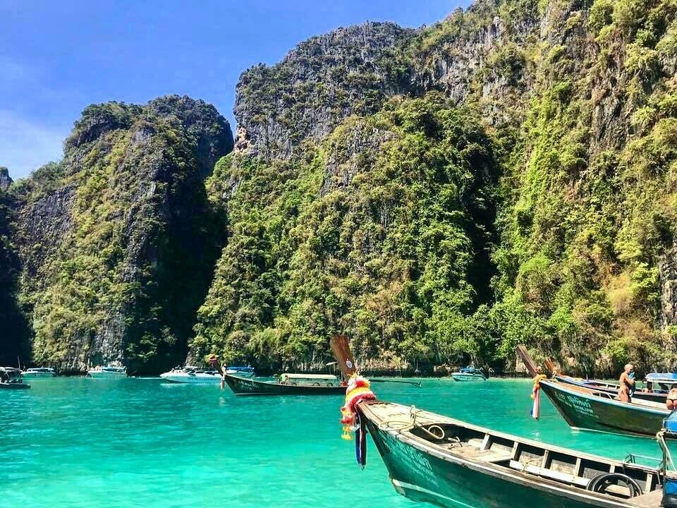 Day trips from Phuket - Phi Phi Islands