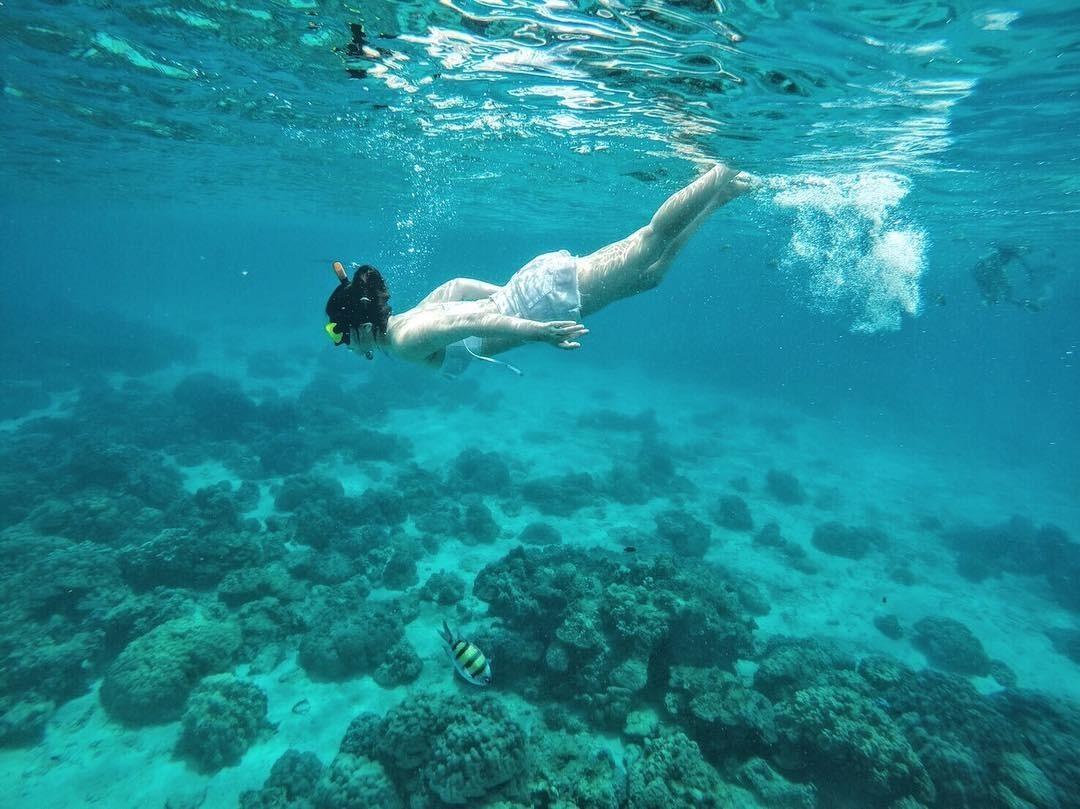 Day trips from Phuket - Racha Island snorkelling