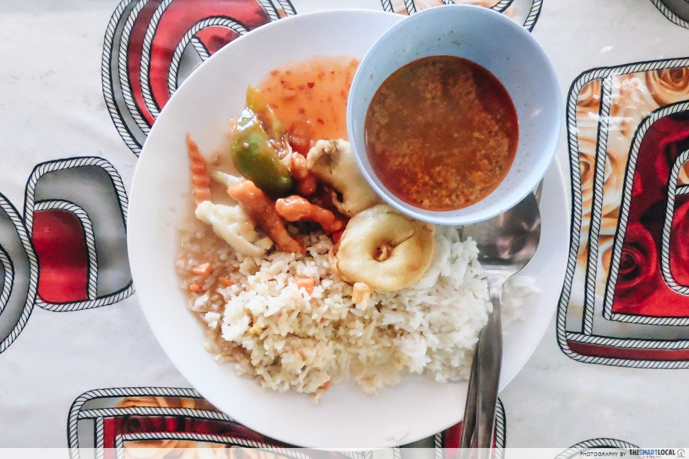 Day trips from Phuket - buffet lunch