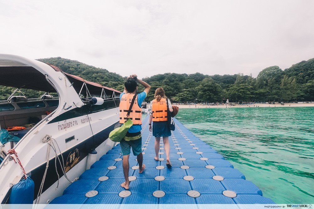 Day trips from Phuket with Klook