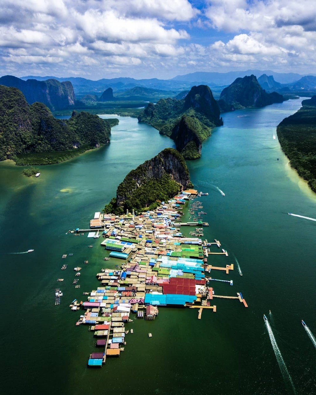 Day trips from Phuket - Panyi Island