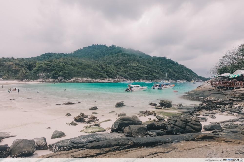 Day trips from Phuket - Racha Island