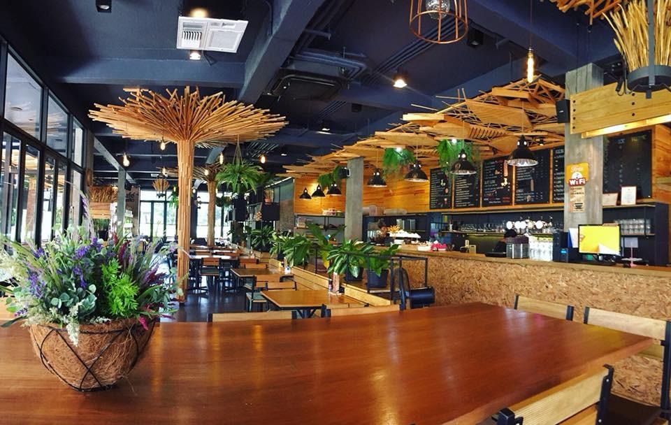 Phuket cafes - We Cafe Phuket @ Chalong