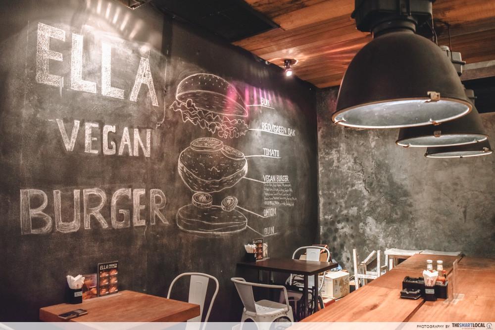 Phuket cafes - ELLA Bar & Bistro