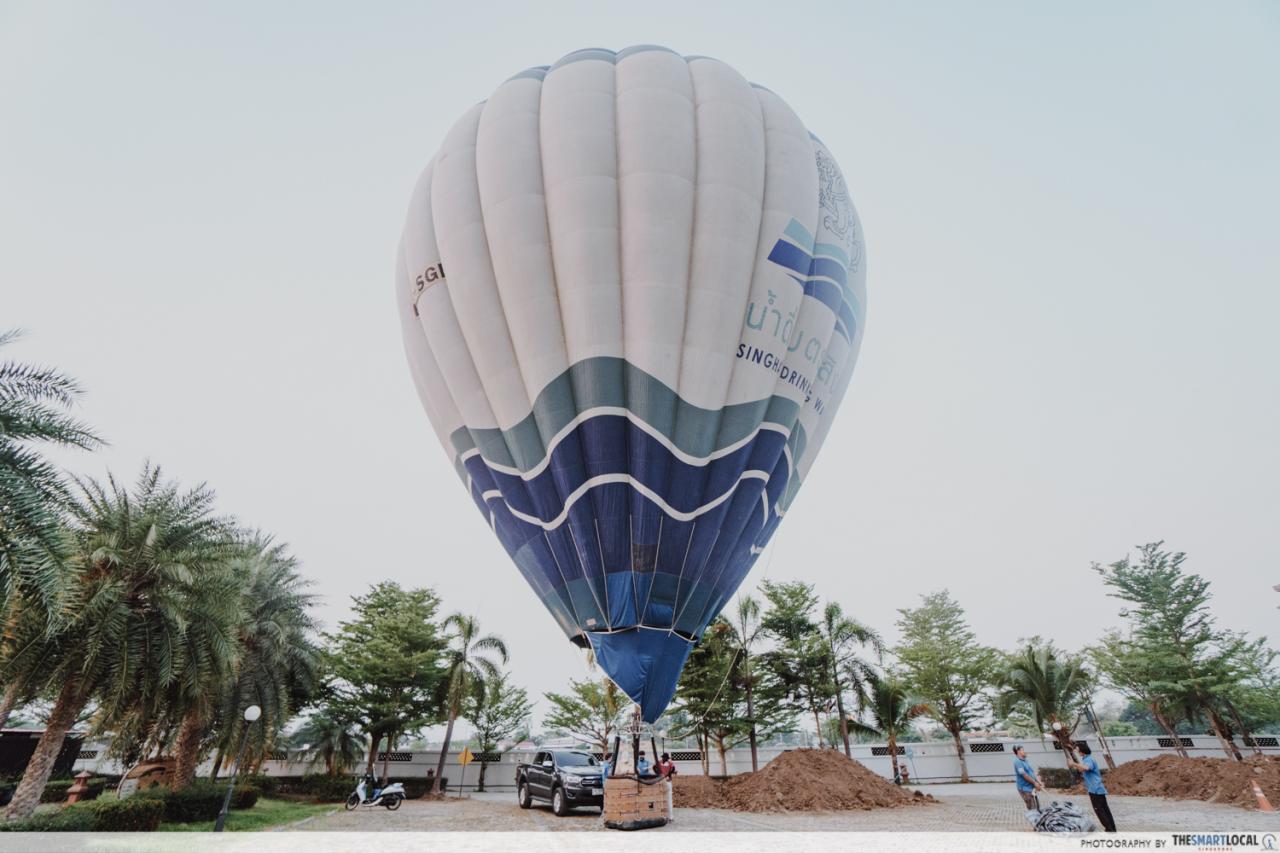 Hot Air Balloon Chiang Mai