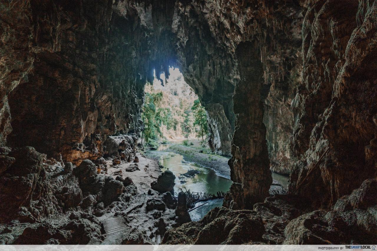 Tham Lot Cave