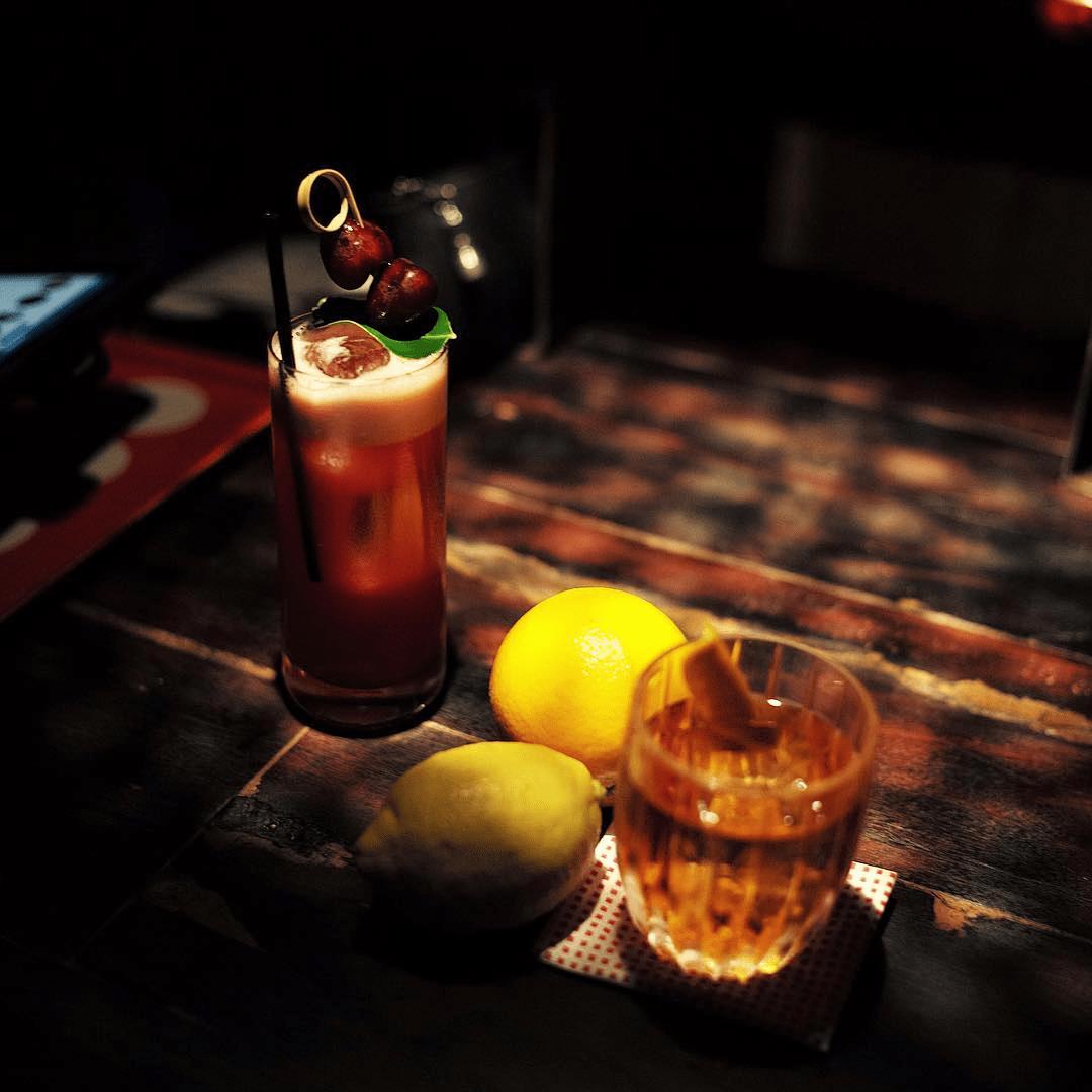 J. Boroski Cocktail