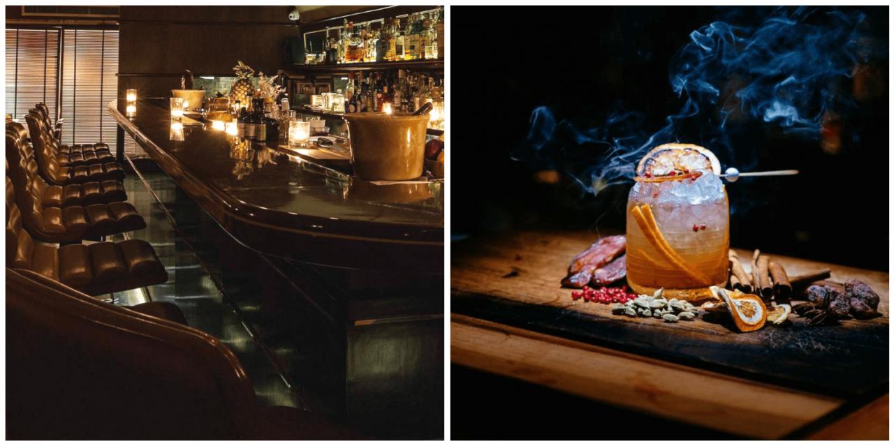 Q&A Bar - Cocktail bar and cocktail